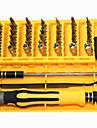 45 em 1 conjunto de reparo ferramenta de abertura de fenda de precisao portateis conjunto desmontagem