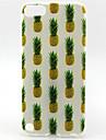 pattern pintura abacaxi TPU soft case para o iPod touch 5