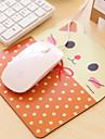 팬더 스타일의 게임 마우스 패드 PC 컴퓨터 노트북 놀이 매트 마우스 패드