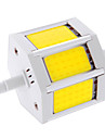 10W R7S Ampoules Mais LED T 3 COB 960 lm Blanc Chaud / Blanc Froid Decorative AC 85-265 V 1 piece