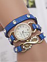 Woman Star Winding Wrist Watch Cool Watches Unique Watches