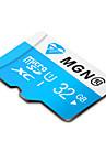 원래 MGN 32 기가 바이트 클래스 10 마이크로 SD SDHC TF 플래시 메모리 카드 정품 고속