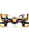 Yizhan X4 Drone 6 axes 4 canaux 2.4G Quadrirotor RCFailsafe / Vol rotatif de 360 degres / Recueillir des donnees de vol / Ground Station