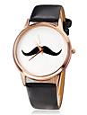 Women\'S Watches Fashion Moustache Quartz Wrist Watch