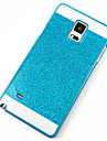 For Samsung Galaxy Note Shockproof Case Back Cover Case Glitter Shine PC Samsung Note 5 / Note 4 / Note 3