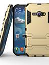 супер защита 3 in1 + TPU шт + подставка корпус для Samsung Galaxy j1 туз ударопрочного задней крышки корпуса