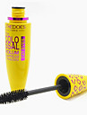 1PCS Leopard Black Lasting Extension Length Long Thick Curling Eyelash Mascara Cat Eyes Lashes Makeup