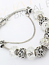 Z&X®Fashion Personality Vintage Beads Alloy Bracelet Bangles Daily / Casual 1pc