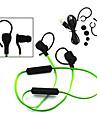 спорт стерео шумоподавления с микрофона-вкладышей канал беспроводной гарнитуры Bluetooth наушники для iPhone Самсунга LG HTC Sony