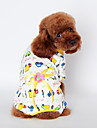 Dog Costume / Shirt / T-Shirt / Clothes/Jumpsuit / Pajamas / Clothes/Clothing Multicolored Spring/Fall CartoonCosplay / Fashion /