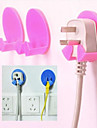 Power Plug Sockets Hook Rack Set Of 2