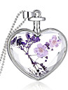 Necklace Pendants Jewelry Wedding / Party / Daily / Casual Fashion Sterling Silver Silver 1pc Gift