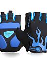 FJQXZ® Спортивные перчатки Жен. / Муж. Перчатки для велосипедистов Весна / Лето / Осень / Зима ВелоперчаткиСохраняет тепло /