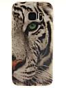 Pour Samsung Galaxy S7 Edge Motif Coque Coque Arriere Coque Animal PUT pour Samsung S7 edge S7 S6 edge plus S6 edge S6