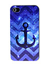 Currency Symbol Pattern Hard Case for iPhone 4/4S
