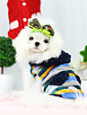 Dog Coat Dog Clothes Winter Fashion Blue Khaki