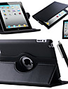 Retina iPad 360 Rotating Stand Flip Smart PU Leather Case Cover For iPad mini 1/2/3