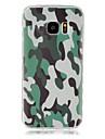 For Samsung Galaxy Case Pattern Case Back Cover Case Camouflage Color TPU SamsungS7 / S6 edge / S6 / S5 Mini / S5 / S4 Mini / S4 / S3