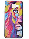 Para Samsung Galaxy Capinhas Estampada Capinha Capa Traseira Capinha Animal TPU Samsung A7(2016) / A5(2016) / A3(2016)