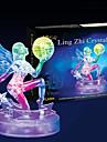 Rompecabezas Puzzles 3D / Puzzles de Cristal Bloques de construccion Juguetes de bricolaje 38 ABS Modelismo y Construccion