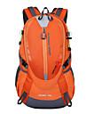 40 L 배낭 등산 레저 스포츠 캠핑&등산 방수 먼지 방지 착용 가능한 다기능