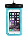 Сухие боксы Водонепроницаемые сумки Сотовый телефон Защита от влаги Подводное плавание и снорклинг PVCЖелтый Зеленый Синий Фиолетовый