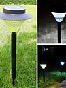 HHR @ открытых солнечных 16 светодиодов свет сад двор путь зеленый пейзаж мощность лампы
