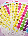 Big Smile Scrapbooking Decorate Stickers(10PCS)