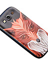 For Samsung Galaxy Case Pattern Case Back Cover Case Animal TPU Samsung S3