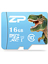 ZP 16GB TF cartao Micro SD cartao de memoria UHS-I U1 class10