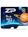 ZP 8Go TF carte Micro SD Card carte memoire UHS-I U1 Class10