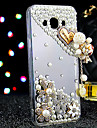 Para Samsung Galaxy Capinhas Case Tampa Com Strass Capa Traseira Capinha Glitter Brilhante PUT para Samsung J7 J5