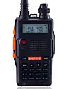Baofeng Для ношения в руке / Цифровой UV-5R5TH-BLKFM радио / Голосовые подсказки / Двойной диапазон / Двойной дисплей / Двойной режим