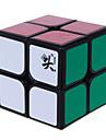 Dayan® Cubo velocidad suave 2*2*2 Velocidad Cubos Magicos Negro ABS