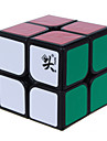 Dayan® Smooth Speed Cube 2*2*2 Snelheid Magische kubussen Zwart Fade ABS
