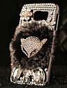 Назначение Кейс для  Samsung Galaxy Чехлы панели Стразы Прозрачный Задняя крышка Кейс для 3D в мультяшном стиле PC для SamsungS6 edge