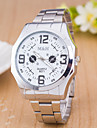 Women's Fashion Plate Steel Watch Cool Watches Unique Watches