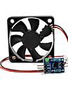 модуль двигателя регулирования скорости вентилятора + вождение платы для arduinopwm модуля управления вентилятором для Arduino научных