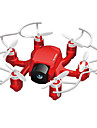 Drone FQ777 126C 4 Canaux 6 Axes Avec Camera HD 2.0MP Retour Automatique Mode Sans Tete Vol Rotatif De 360 Degres Vol a l\'envers