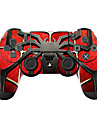 Combo Protective Vilnyl Full Case Skin for PS4 Controller (2 PCS)