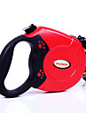 Leash Adjustable/Retractable Automatic Solid Plastic