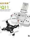 FQ777 FQ11W Drone 6 asse 4 canali 2.4G Quadricottero RcTasto unico di ritorno / Controllo di orientamento intelligente in avanti /