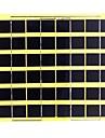 5w 12v pet laminierte polykristallinem Silizium Solarpanel Solarzelle fuer DIY (swb5012)
