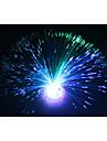 1PCS новое прибытие Lava Lamp детские игрушки рождественские красочные флэш-оптического волокна звездное небо свет падение судоходство