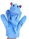 Animal Shaped Plush Finger Puppets 1Pcs