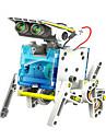 neje diy 14 em um robo movido a energia solar padrao bloco de construcao de montagem