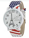 Woman Eiffel Tower Wrist Watch