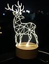3 d водить видение лампы подарок атмосфера настольная лампа миленькие свет ночи
