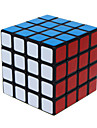 Smooth Speed Cube 4*4*4 Speed Magic Cube Black PVC / ABS