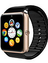 Da uomo Smart watch Digitale Touchscreen / Telecomando / Calendario / allarme / Pedometro / Fitness tracker / Cronometro Gomma Banda
